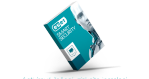 Antivirové řešení ESET, instalace zdarma