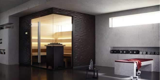 vaše nová sauna