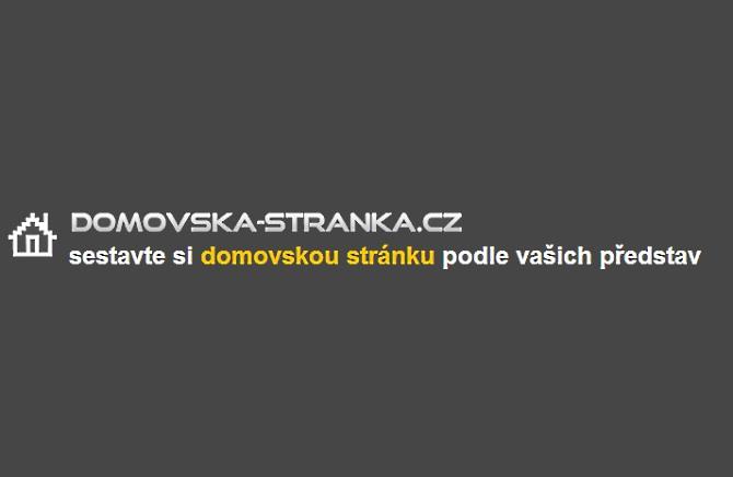 recenze služby domovska-stranka.cz