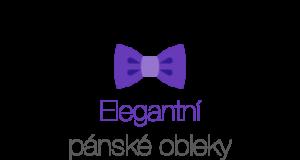 Elegantní pánské obleky