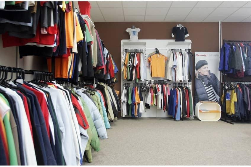Firemní oblečení Gekko, prodej oblečení