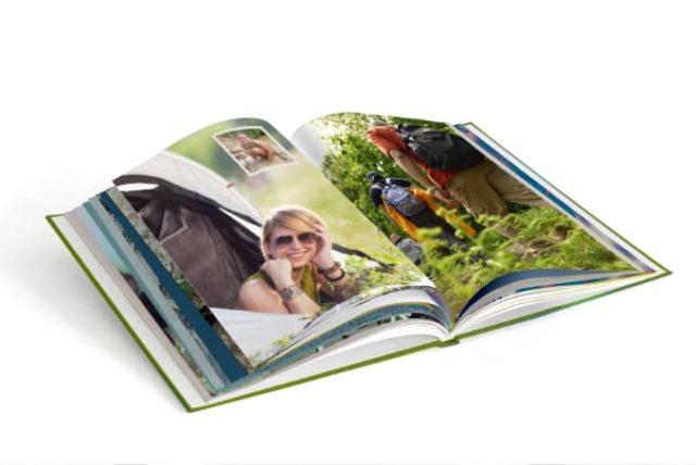 Fotokniha, výroba fotoknihy v mobilu, dovolená, moře, cestování
