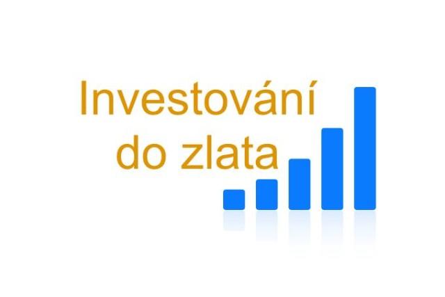 investování do zlata, investice, zlato