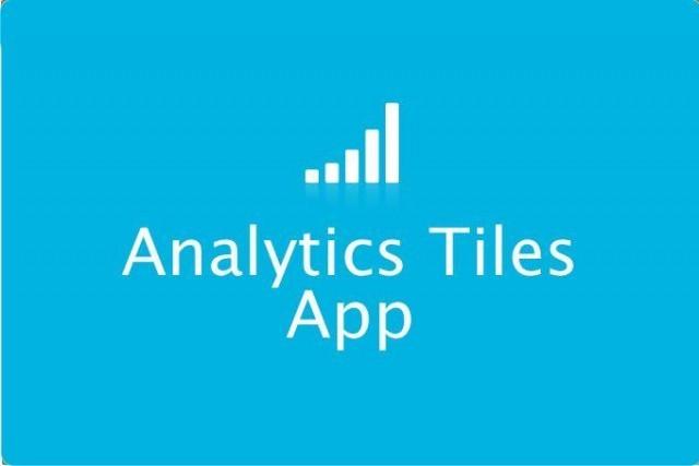 recenze analytics tiles app iphone interface test-recenze