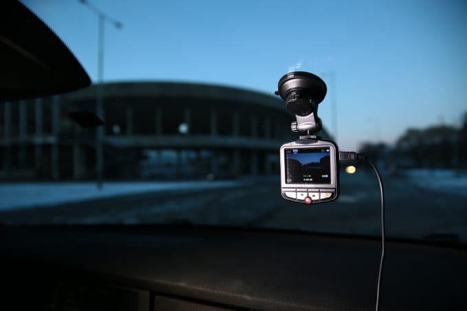 Autokamera do auta, kamera, nahrávání, auto, Lamax Drive C3 nahrávání