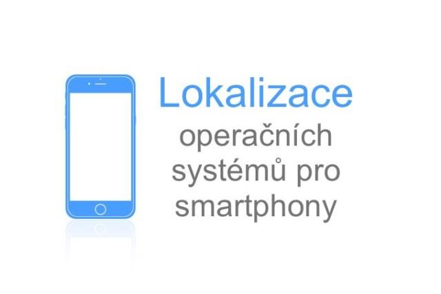 lokalizace pro smartphone, ios, android