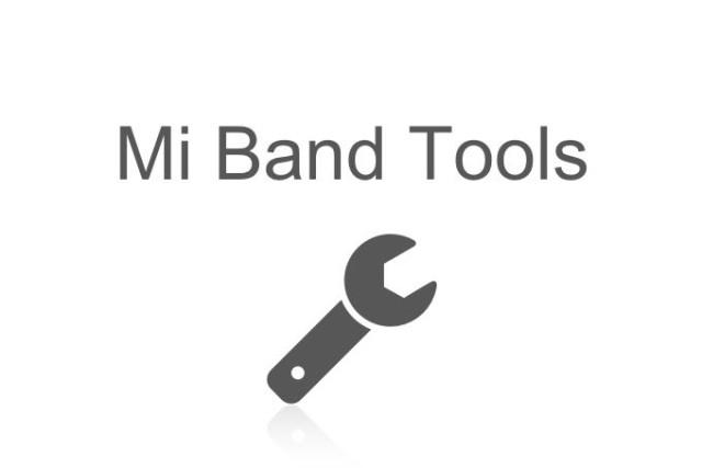 aplikace pro správu chytrého náramku Mi Band od Xiaomi