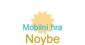 Mobilní hra Noybe pro iOS a Android