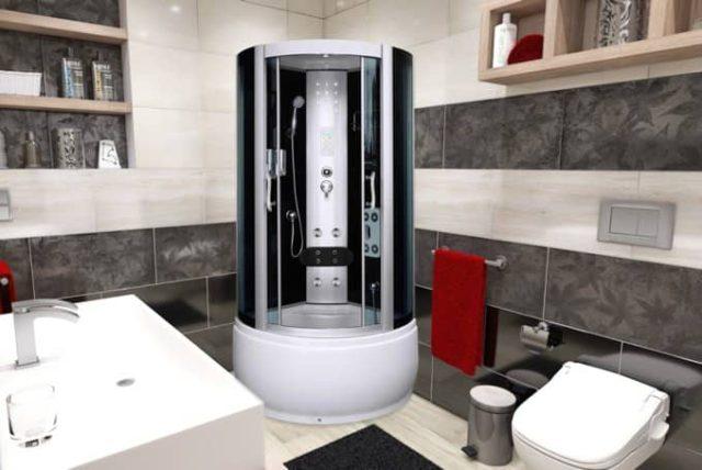 Moderní koupelna, jessica, wellmall
