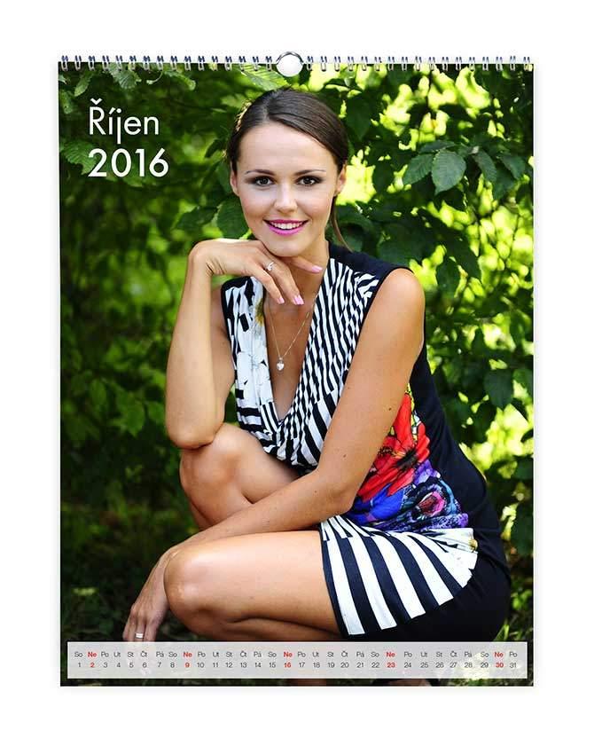 Kalendář pro každého, fotokalendáře, čtverec
