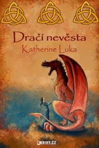 Fantasy kniha, e-book, e-kniha, obálka fantasy knihy Dračí nevěsta