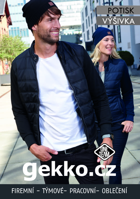 Firemní oblečení Gekko, dress code