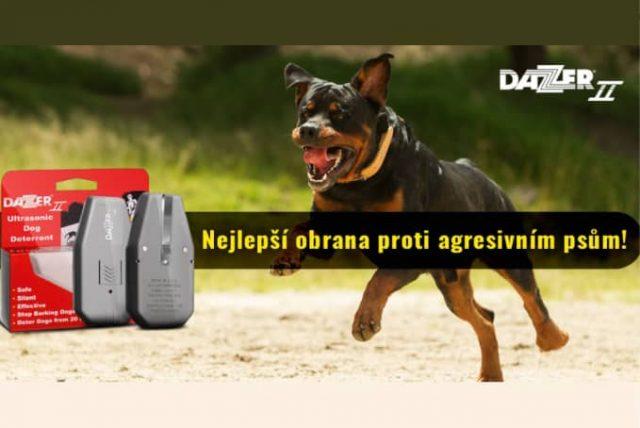 odstrašovač psů dazer