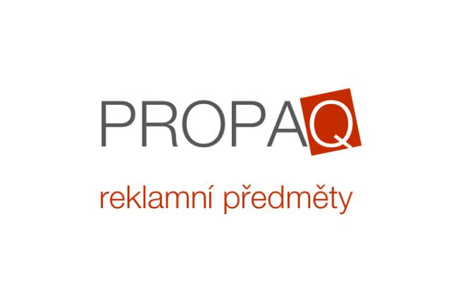 Propaq, reklamní předměty, potisk triček