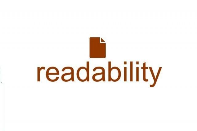 ipad aplikace readability