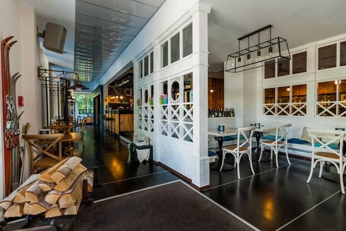recenze restaurace amore moře