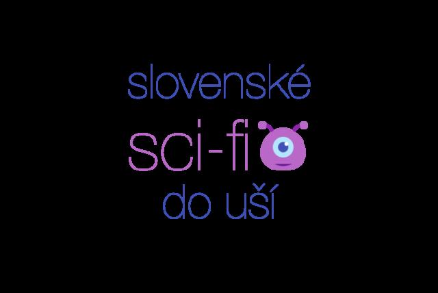 Slovenská sci-fi-scifi-audiokniha
