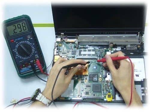 Značkový servis, Servis notebooku, servis notebooků, opravy