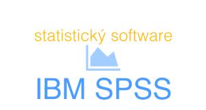 Statistický software IBM SPSS dostupný za zlomkovou cenu v cloudu