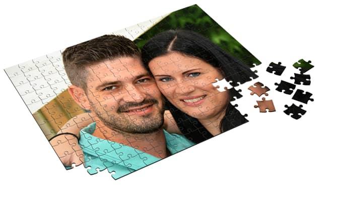 Svátek otců to je puzzle