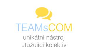 TEAMsCOM – unikátní nástroj utužující kolektiv