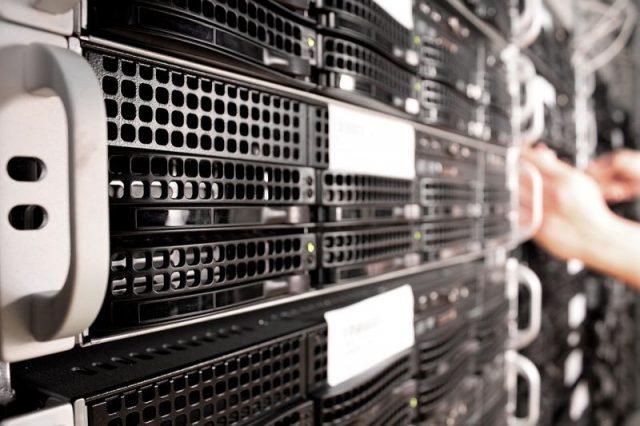 Czech Servery, repasované servery, server