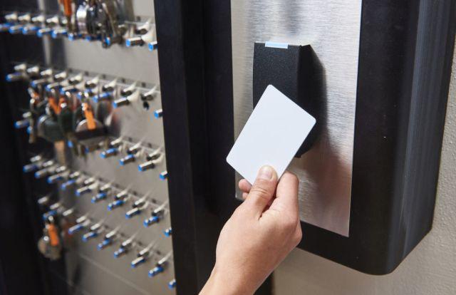 docházkový systém, ID karta