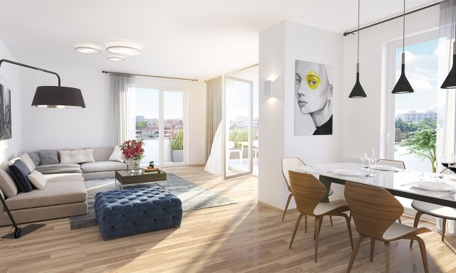 Moderní bydlení v praxi