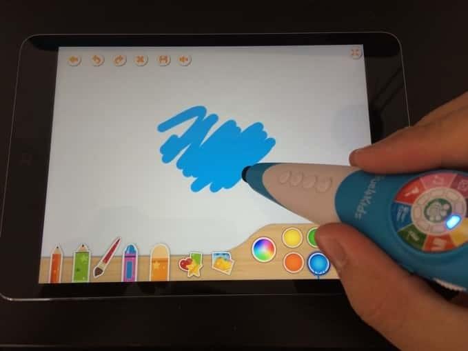 True4Kids SmartPark zábavné a efektivní vzdělávání dětí, magická tužka