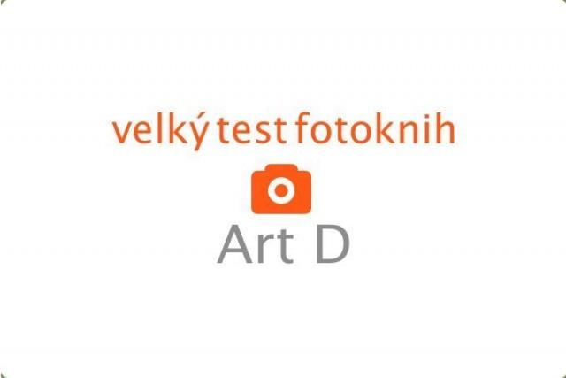recenzce fotokniha art d