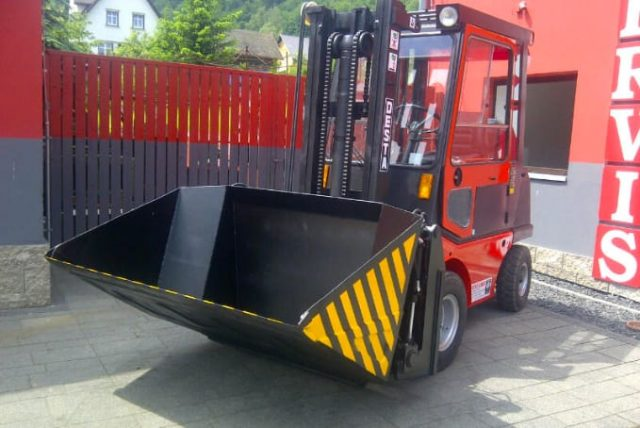 Přídavná zařízení pro vysokozdvižné vozíky jsou jejich důležitou součástí