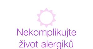 Nekomplikujte život alergiků, alergie