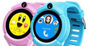 dětské gps hodinky