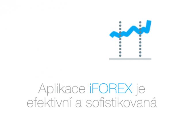 Aplikace iForex je sotisfikovaná