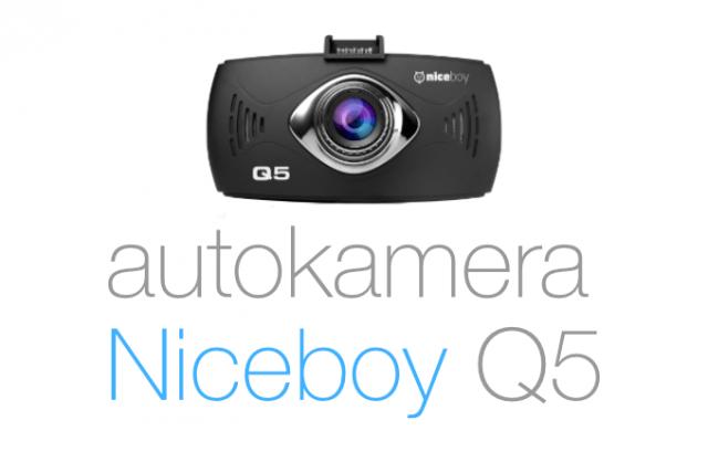 Autokamera Niceboy Q5