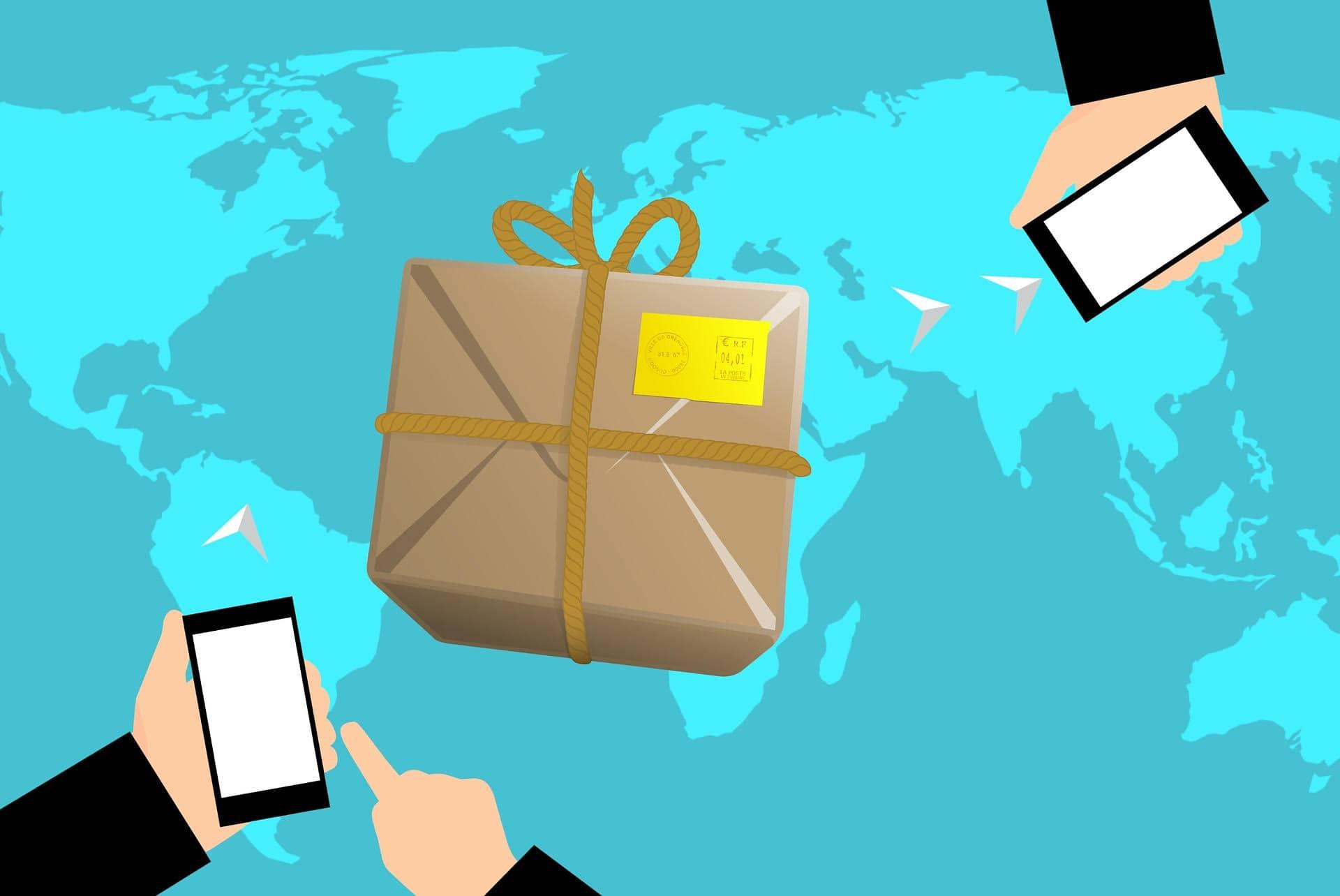 Balík do zahraničí