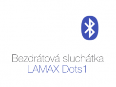 Bezdrátová sluchátka LAMAX Dots1