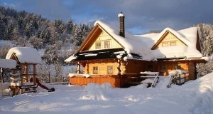 chata, pronájem, lyžování, slovensko
