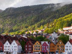 Do Norska na dovolenou