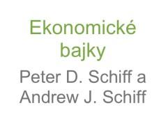 Recenze knihy Ekonomické bajky