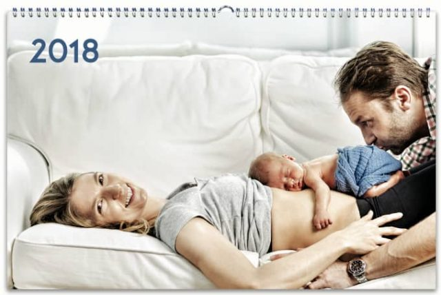 Fotokalendář od Happy Foto