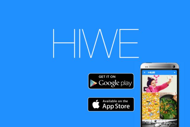 Hiwe, sociální aplikace, chatovací služby