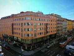 Hotel Belvedere, ubytování v Praze