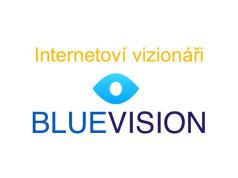 kniha bluevision internetoví vizionáři