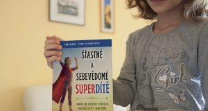 kniha, Šťastné a sebevědomé superdítě – recenze knihy
