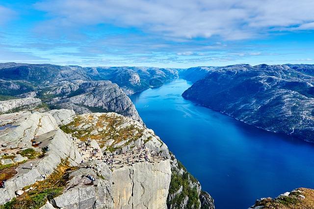 Krása severských zemí