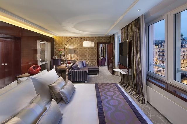 Kvalitní hotel