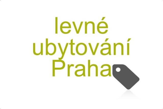 Levné ubytování Praha