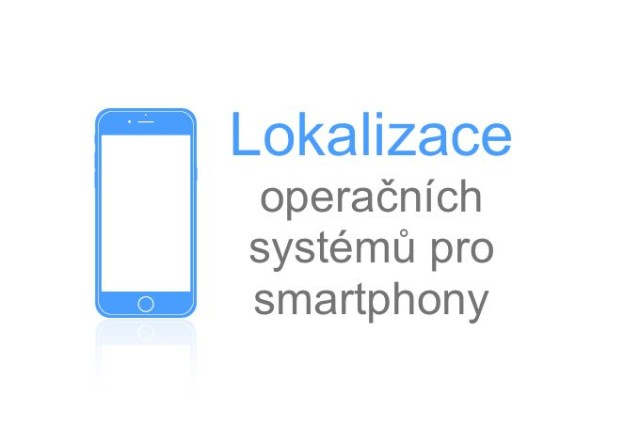 lokalizace pro smartphone, ios, android