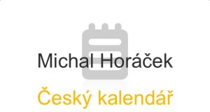 Michal Horáček Český kalendář